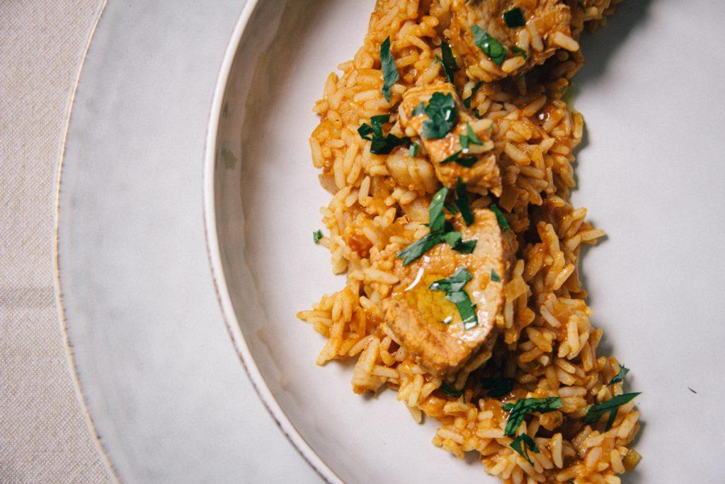 Reisfleisch nach altem Sacher Rezept