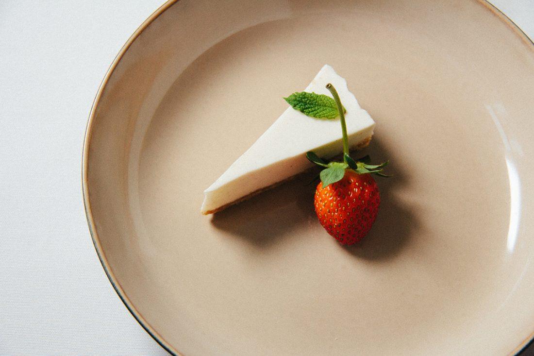 Holunder-Joghurt-Törtchen