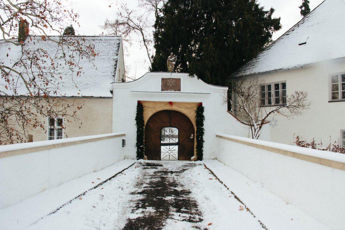Zum Oberjäger im Schloss Lackenbach