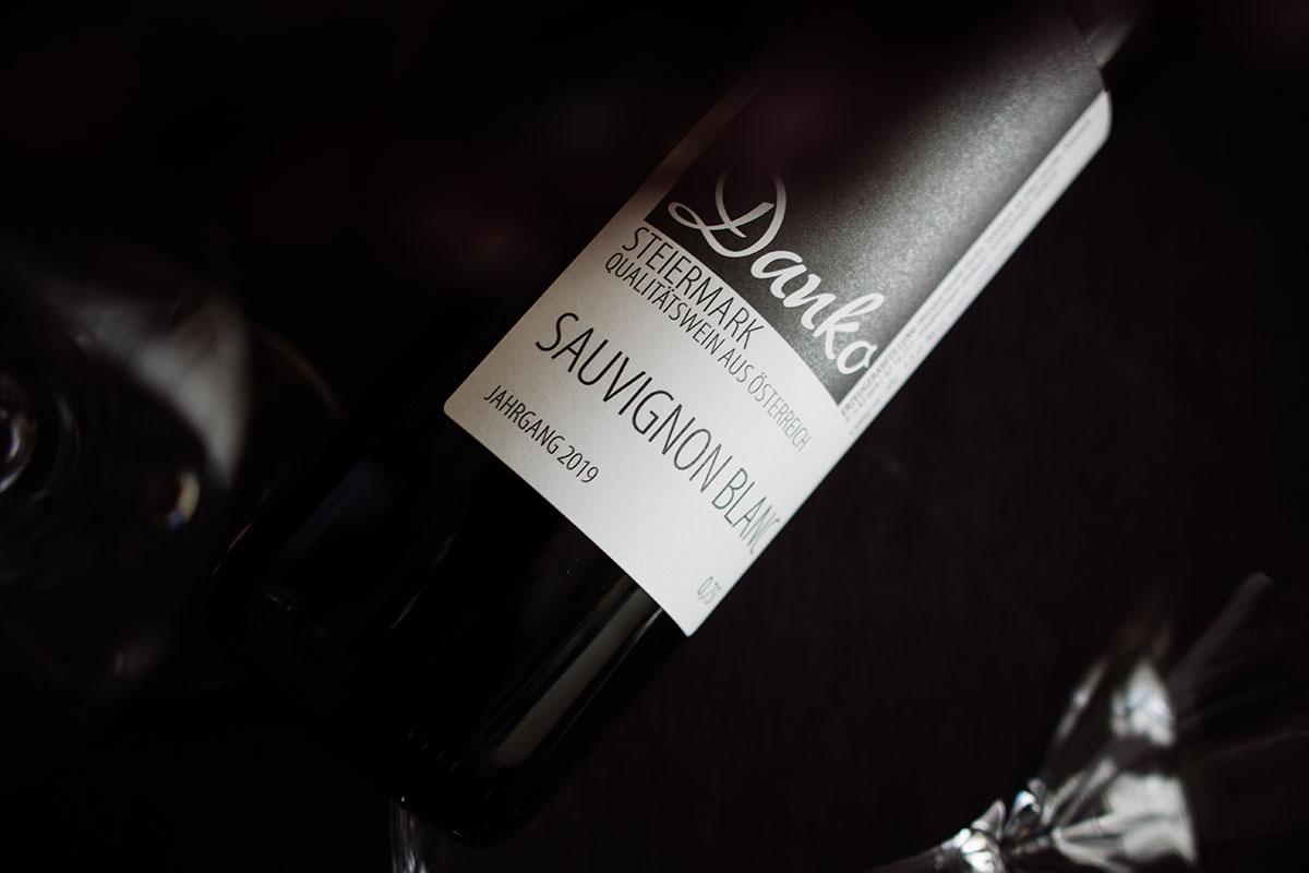 Sauvignon Blanc Weinbau Danko