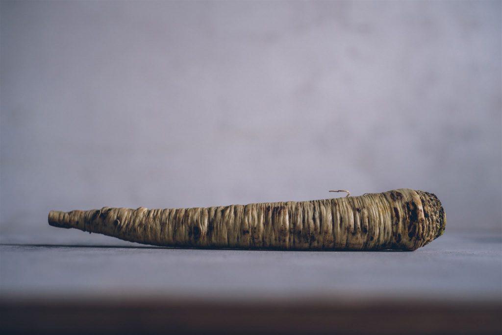 Petersilienwurzel